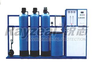 全自动锅炉软化水装置